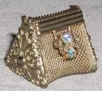 Click to view larger image of Vintage Tiny Mesh Purse (Image2)