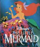 Click here to enlarge image and see more about item DBP13: Disney's The Little Mermaid Mini Book