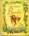 Click here to enlarge image and see more about item DBP14: Walt Disney's Bambi