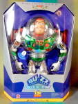 Click here to enlarge image and see more about item DC6: Holiday Hero Talking Buzz Lightyear to the Rescue