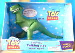 Click here to enlarge image and see more about item DC8:  Toy Story Talking Rex