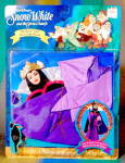Snow White The Queen Mask & Costume Playset