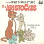 Click here to enlarge image and see more about item DISGEN62: The Aristocats Record