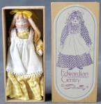Click to view larger image of Vintage Miniature Wooden Jointed Handcrafted Doll (Image1)