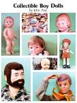 Click here to enlarge image and see more about item DOLLB64: Collectible Boy Dolls