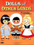 Vintag Dolls From Other Lands Uncut