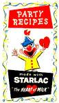 Party Recipes Made with Starlac