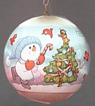 Click here to enlarge image and see more about item HALBAL4: Hallmark Ornaments 1980