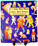 The Joy Toy Man of Joy Toy Town Very rare