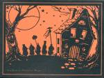 Click here to enlarge image and see more about item HM51: Vintage  Bethnany Lowe Halloween Box