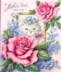 Click here to enlarge image and see more about item HMD6: Vintage Mother's Day Card