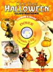 Click here to enlarge image and see more about item HPA20: Old-Time Halloween Illustrations