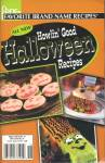 Click to view larger image of Schenley~Jello~FBNR Hallloween Cookbooks (Image3)