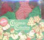 Click to view larger image of Wilton Cookie Cutters  Christmas Set (Image3)