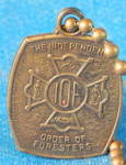 Click to view larger image of vintage The Independent Order of Foresters (Image2)