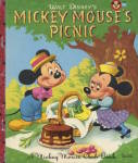 Click here to enlarge image and see more about item LGB117: Walt Disney's Mickey Mouse's Picnic