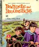Click here to enlarge image and see more about item LGB23: Walt Disney Bedknobs & Broomsticks