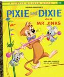 Click here to enlarge image and see more about item LGB27: Hanna-Barbera's Pixie & Dixie & Mr. Jinks