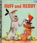 Click here to enlarge image and see more about item LGB28: Ruff and Reddy Little Golden Book
