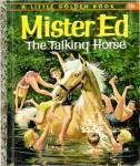Mister Ed Little Golden Book