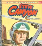 Steve Canyon Little Golden Book