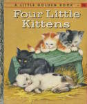 Click here to enlarge image and see more about item LGB68: Four Little Kittens