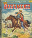 Gunsmoke Little Golden Book