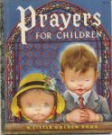 Click here to enlarge image and see more about item LGB70: Prayers for Children
