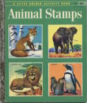 A Golden Stamp Book Animals