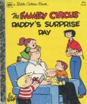 The Family Circus Daddy's Surprise Day