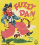 Click here to enlarge image and see more about item LOS5: Vintage F uzzy Dan