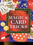 Click here to enlarge image and see more about item GIC1: The Amazing Book Of Magic & Card Tricks
