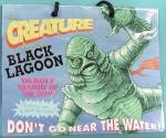 Click here to enlarge image and see more about item MM28: Creature of the Black Lagoon & Wolfman Shopping Bag