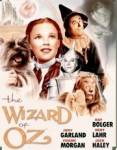 Click here to enlarge image and see more about item MM46: Wizard of Oz Tin Metal Sign