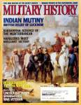Click here to enlarge image and see more about item MMH10: Military History Magazines Set of 4