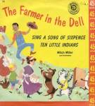 Click here to enlarge image and see more about item MR11: The Farmer in the Dell Golden Record