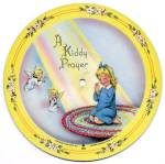 Click here to enlarge image and see more about item MR13: A Kiddy Prayer & Lead Kindly Light