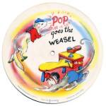 Click here to enlarge image and see more about item MR14: Pop Goes Weasel 7 Hippity Hop Bunny