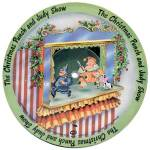 Click here to enlarge image and see more about item MR15: Christmas Punch & Judy/It Came Upon The Midnight Clear