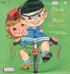 Click here to enlarge image and see more about item MR18: Bicycle Built For Two / Take Me Out To The Ball Game