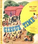 Click here to enlarge image and see more about item MR22: Vintag Circus Time