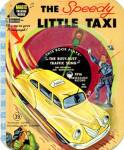 The Speedy Little Taxi Busy-Busy Traffic Song