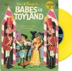 Click here to enlarge image and see more about item MR5: Walt Disney's Babes In Toyland March of the Toys