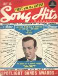 Click here to enlarge image and see more about item MRG2: Song Hits 1936, 1946 and 1954