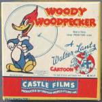 Click here to enlarge image and see more about item MTV78: Castle Films Woody Woodpecker Sleep Happy