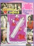 Click here to enlarge image and see more about item MTV80: Vintage Charlies Angels Child's Jewelry Set