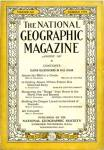 Click here to enlarge image and see more about item MVNG4: Vintage National Geographic 1927