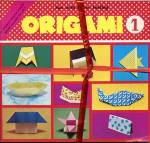 Click here to enlarge image and see more about item PEVG25: Origami Set of 8 books