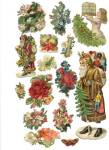 Click here to enlarge image and see more about item PEVG29A: Second part of 1st lot of Die Cuts