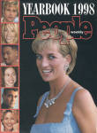 Click here to enlarge image and see more about item PEVMAG3: Princess Diana Peoples Year Book, 1998